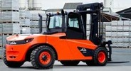 Thumbnail Linde Forklift Truck H 1401 Series: H100, H120, H140, H150, H160 Operating Instructions (User Manual)