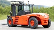 Thumbnail Linde Forklift Truck H-Series Type 1402: H180, 200, H220, H250, H280, H300, H320 Operating Instructions