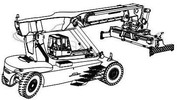 Thumbnail Linde Trucks Type 357-02: C4026, C4030, C4230, C4234, C4531, C4535 Service Training (Workshop) Manual