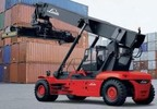 Thumbnail Linde Reachstacker Type 357-05: C4026 CH5, C4230 TL5, C4535 CH5, C4550 TL5 Operating Instructions (User Manual)