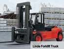 Thumbnail Linde Forklift Truck Type 358: H120-1200, H140-1200, H160, H160-1200 Operating Instructions (User Manual)
