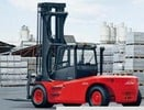 Thumbnail Linde Forklift Truck Type 359: H100, H120, H140, H160, H180 Service Training (Workshop) Manual