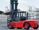 Thumbnail Linde Forklift Truck Type 359: H100, H120, H140, H160, H180 Operating Instructions (User Manual)