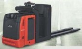 Thumbnail Linde Order Picker Type 1111: N20VI, N20VLI Operating Instructions (User Manual)