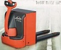 Thumbnail Linde Electric Pallet Truck Type 360: T16L Operating Instructions (User Manual)