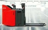 Thumbnail Linde Pallet Stacker Type 133: L12, L12L, L12LHP, L14, L14L Operating Instructions (User Manual)