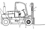 Thumbnail Still Fork Truck R70-60, R70-70, R70-80: R7126, R7127, R7128; Kalmar DCE-50 Service Maintenance Workshop Manual