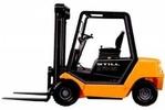 Thumbnail Still Fork Truck R70-20, R70-25, R70-30 Series: DFG R7062, R7063, R7064; TFG R7068, R7069, R7070 Workshop Manual