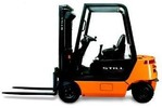 Thumbnail Still Fork Truck R70-16, R70-18, R70-20 Compact: R7074, R7075, R7076 Operating and Maintenance Instructions