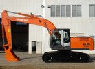 Thumbnail Hitachi Hydraulic Excavator Zaxis 200-3, 240-3, 270-3 Series Operating and Maintenance Training  Manual