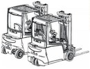 Thumbnail Jungheinrich Electric Lift Truck EFG-Series: 213, 215, 216(K), 218(K), 220, 316(K), 318(K), 320 from 10.2014 Operating and Maintenance Instructions
