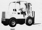 Thumbnail Hyster Forklift Truck Type C005: H100C, H120C, H60C, H70C, H80C, S100B, S60B, S70B, S80B Workshop Manual