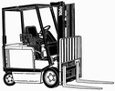Thumbnail Yale Electric ForkLift Truck: ERC030AF, ERC040AF, ERP030AF, ERP040AF Workshop Service Manual