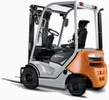 Thumbnail Still Diesel Forklift Truck Type RC40-16, RC40-18, RC40-20: R4012, R4013, R4021 Operating and Maintenance Instructions