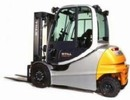 Thumbnail Still Electric Forklift Truck Type RX60-40, RX60-45, RX60-50: 6327, 6328, 6329, 6330 Operating and Maintenance Instructions