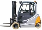 Thumbnail Still Electric Forklift Truck Type RX60-25, RX60-30, RX60-35: 6321, 6322, 6323, 6324, 6325 Operating Manual