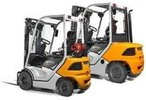 Thumbnail Still Diesel and LPG Forklift Truck Type RC40-15, RC40-18, RC40-20, RC40-25, RC40-30 (4011-4020) Workshop Service Manual