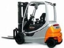 Thumbnail Still Electric Forklift Truck Type RX60-25, RX60-30, RX60-35, RX60-40, RX60-45, RX60-50: 6323-25, 6327-30, 6361-64, 6367-69 Service Manual