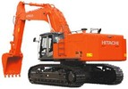Thumbnail Hitachi Hydraulic Excavator Type Zaxis 650: 650LC-3, 670LCH-3 Operating and Maintenance Instructions