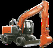 Thumbnail Hitachi Hydraulic Excavator Type ZX 140W-3 Workshop Service Manual