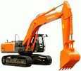 Thumbnail Hitachi Hydraulic Excavator Type Zaxis 400: 400LCH-3, 400R-3 Operating and Maintenance Instructions