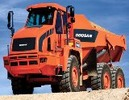 Thumbnail Doosan Articulated Dump Truck Type DA30-5 Workshop Service Manual