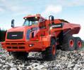 Thumbnail Doosan Articulated Dump Truck Type DA40-5: S/N 821001 & up,  841001 & up Workshop Service Manual