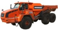 Thumbnail Doosan Articulated Dump Truck DA40 Workshop Service Manual