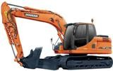 Thumbnail Doosan Crawler Excavator Type DX140LC: S/N: 5001 and Up Workshop Service Manual