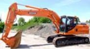 Thumbnail Doosan Crawler Excavator Type DX235NLC S/N: 50001 and Up Workshop Service Manual