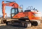Thumbnail Doosan Crawler Excavator Type DX255LC S/N: 5001 and Up Workshop Service Manual