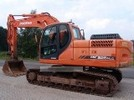 Thumbnail Doosan Crawler Excavator Type DX225NLC S/N: 5001 and Up Workshop Service Manual