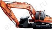 Thumbnail Doosan Crawler Excavator Type DX300LC S/N: 5001 and Up Workshop Service Manual