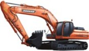 Thumbnail Doosan Crawler Excavator Type DX340LC S/N: 5001 and Up Workshop Service Manual