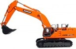 Thumbnail Doosan Crawler Excavator Type DX700LC S/N: 5001 and Up Workshop Service Manual