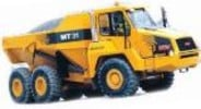 Thumbnail Doosan Articulated Dump Truck Type Moxy MT26, MT31 Workshop Service Manual