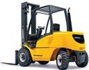 Thumbnail Jungheinrich Diesel/LPG Fork Truck Type DFG/TFG 16K/20K/25K/30K/40K/45K/50K Workshop Service Manual