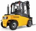 Thumbnail Jungheinrich Fork Truck DFG660, DFG670, DFG680, DFG690, TFG660, TFG670, TFG680, TFG690 Workshop Service Manual