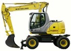 Thumbnail New Holland Wheel Excavator  MH 5.6, MH City, MH Plus Workshop Service Manual