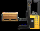 Thumbnail Atlet Reach Truck Type X-Ergo, XLL-Ergo, XML-Ergo, XTF-Ergo Workshop Service Manual