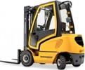 Thumbnail Jungheinrich Electric Lift Truck EFG-V16(L) DC, EFG-V18(L) DC, EFG-V20 DC Workshop Service Manual