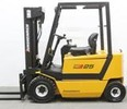 Thumbnail Jungheinrich Electric Lift Truck EFG-V20L, EFG-V25, EFG-V25L, EFG-V30 Workshop Service Manual