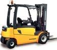 Thumbnail Jungheinrich Electric Lift Truck Type EFG 535, EFG 540, EFG 545, EFG 550 (01.04-10.09) Workshop Service Manual