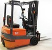 Thumbnail Toyota Electric Forklift Truck  FBESF10, FBESF12, FBESF15 Operating and Maintenance Instructions