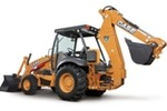 Thumbnail Case Backhoe Loader  580N, 580SN, 580SN-WT, 590SN Operating and Maintenance Instructions