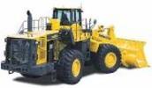 Thumbnail Komatsu Wheel Loader WA600-6 Galeo sn: 60001 and up Operating and Maintenance Instructions