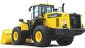 Thumbnail Komatsu Wheel Loader  WA470-6 sn H50051 and up Operating and Maintenance Instructions