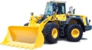 Thumbnail Komatsu Wheel Loader WA380-5 sn: H50051 and up Operating and Maintenance Instructions