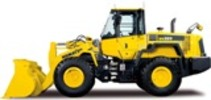 Thumbnail Komatsu Wheel Loader WA320-5 sn: H50051 and up Operating and Maintenance Instructions