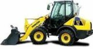 Thumbnail Komatsu Wheel Loader WA70-5 sn: H50051 and up Workshop Service Manual